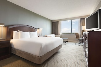 Presidential Suite, 1 King Bed, Kitchenette