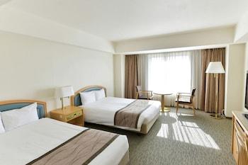 デラックスツイン/西館(禁煙)|32㎡|成田東武ホテルエアポート