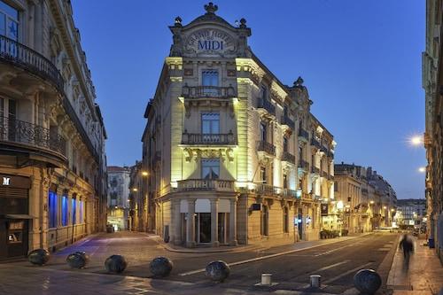 . Grand Hôtel du Midi Montpellier - Opéra Comédie