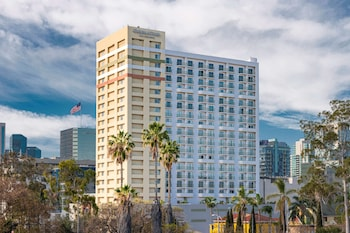 聖地亞哥市中心希爾頓逸林飯店 DoubleTree by Hilton San Diego Downtown