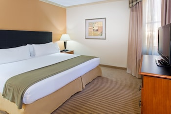 Guestroom at Holiday Inn Express & Suites Irving Dfw Airport North in Irving