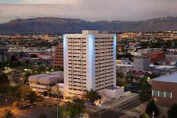 阿爾伯克爾基希爾頓逸林飯店 DoubleTree by Hilton Albuquerque