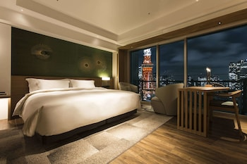 Premium Room, Non Smoking (King, Tokyo Tower View, Lounge Access)