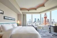 룸 (Panoramic Corner King,Tokyo TWR View)