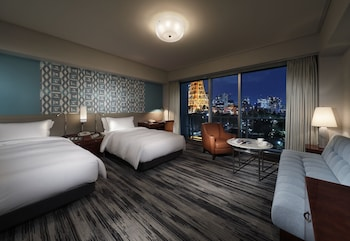 Deluxe Twin Room, Non Smoking, Tokyo Tower View