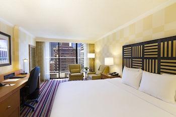 City Room, 1 King Bed (Cityside)