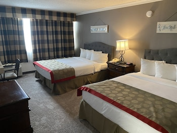 Suite, 2 Double Beds, Non Smoking (Two-Bedroom Suite)