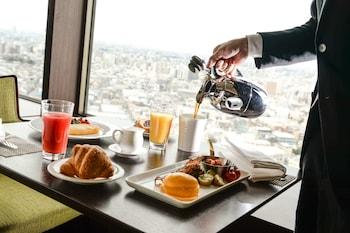 HOTEL METROPOLITAN TOKYO IKEBUKURO Breakfast Area