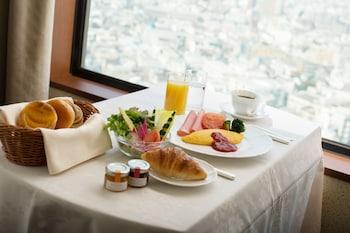 HOTEL METROPOLITAN TOKYO IKEBUKURO Room Service - Dining