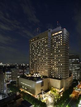 HOTEL METROPOLITAN TOKYO IKEBUKURO Exterior