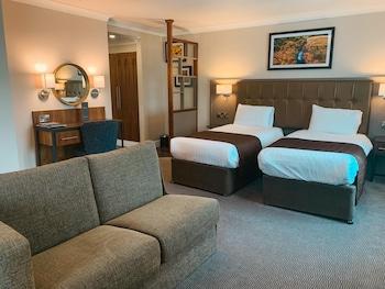 Standard Tek Büyük Veya İki Ayrı Yataklı Oda, Golf Manzaralı
