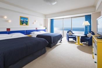 トレジャーズ ベッド2台|シェラトン・グランデ・トーキョーベイ・ホテル