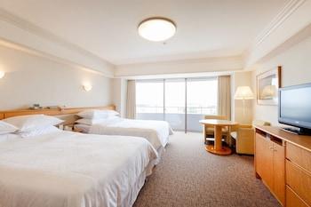 グランデ ベッド2台|シェラトン・グランデ・トーキョーベイ・ホテル