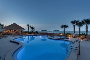 傑克遜維爾海灘萬怡飯店 Courtyard by Marriott Jacksonville Beach Oceanfront