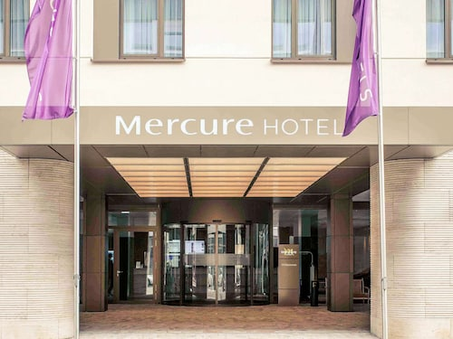. Mercure Hotel Wiesbaden City
