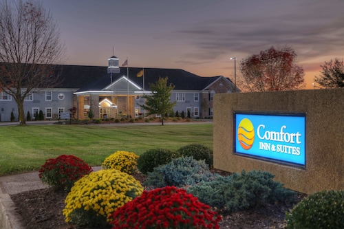 . Comfort Inn & Suites and Conference Center