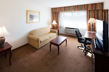 Executive Suite, 2 Queen Beds