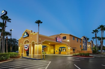 橙園傑克遜維爾溫德姆戴斯飯店 Days Inn by Wyndham Orange Park/Jacksonville