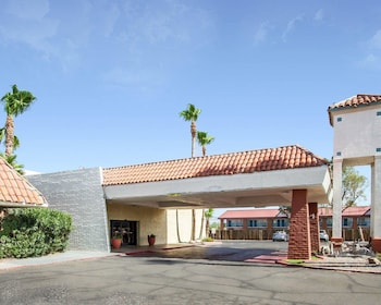Hotel - Quality Inn near Downtown Tucson