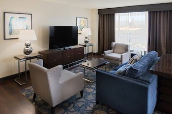 Presidential Suite, 1 King Bed with Sofa bed, Non Smoking