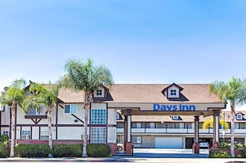 長灘市中心溫德姆戴斯飯店 Days Inn by Wyndham Long Beach City Center