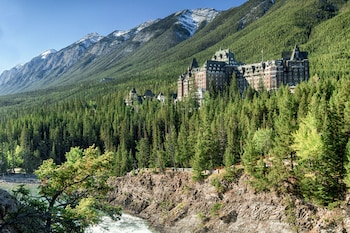 Hotel - Fairmont Banff Springs