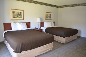Standard Oda, 2 Büyük (queen) Boy Yatak, Havuz Manzaralı