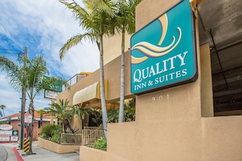Hotel - Quality Inn & Suites Hermosa Beach