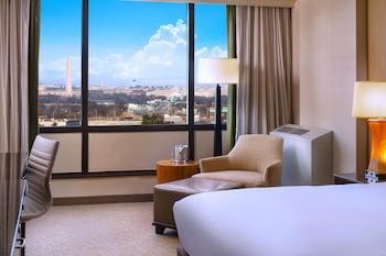 華盛頓特區水晶城希爾頓逸林飯店 DoubleTree by Hilton Washington DC - Crystal City