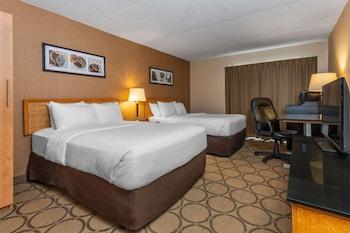 Standard Tek Büyük Yataklı Oda, 2 Çift Kişilik Yatak, Sigara İçilmez, Zemin Kat