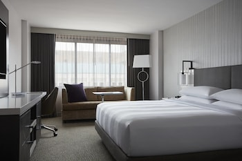 Guestroom at Washington Marriott Georgetown in Washington