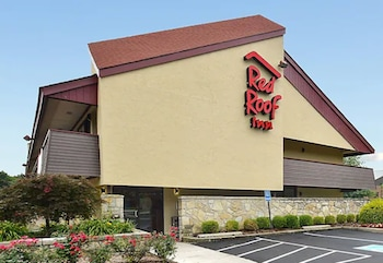 門陀威洛比克里夫蘭紅屋頂飯店 Red Roof Inn Cleveland - Mentor/ Willoughby