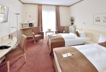 Standard Room, 1 Double Bed, Courtyard Area