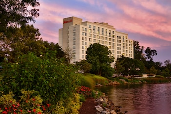 Hotel - Gaithersburg Marriott Washingtonian Center