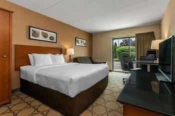 Standard Room, 1 Queen Bed, Non Smoking, Ground Floor