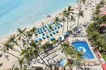 Hotel - Outrigger Waikiki Beach Resort