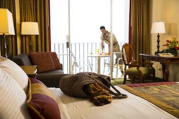 Club Room, 1 King Bed, Ocean View