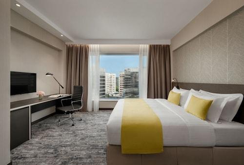 Hongkong - Park Hotel Hong Kong - z Warszawy, 15 kwietnia 2021, 3 noce