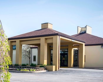 Hotel - Quality Inn New Columbia–Lewisburg