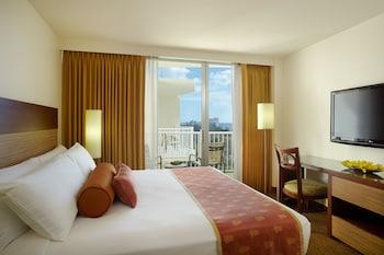 Room, Lanai, Partial Ocean View (Accessible)