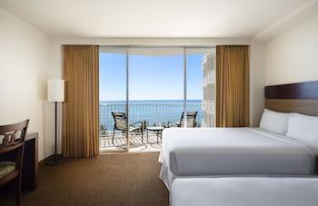 Room, 2 Double Beds, Oceanfront