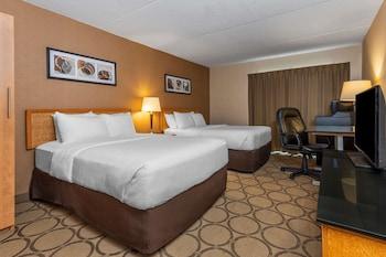 Standard Tek Büyük Yataklı Oda, 2 Çift Kişilik Yatak, Sigara İçilmez (ground Floor)