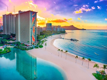 夏威夷威基基海灘希爾頓度假村 Hilton Hawaiian Village Waikiki Beach Resort