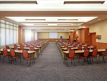 諾富特聖若澤杜斯坎普斯飯店 Novotel Sao Jose dos Campos