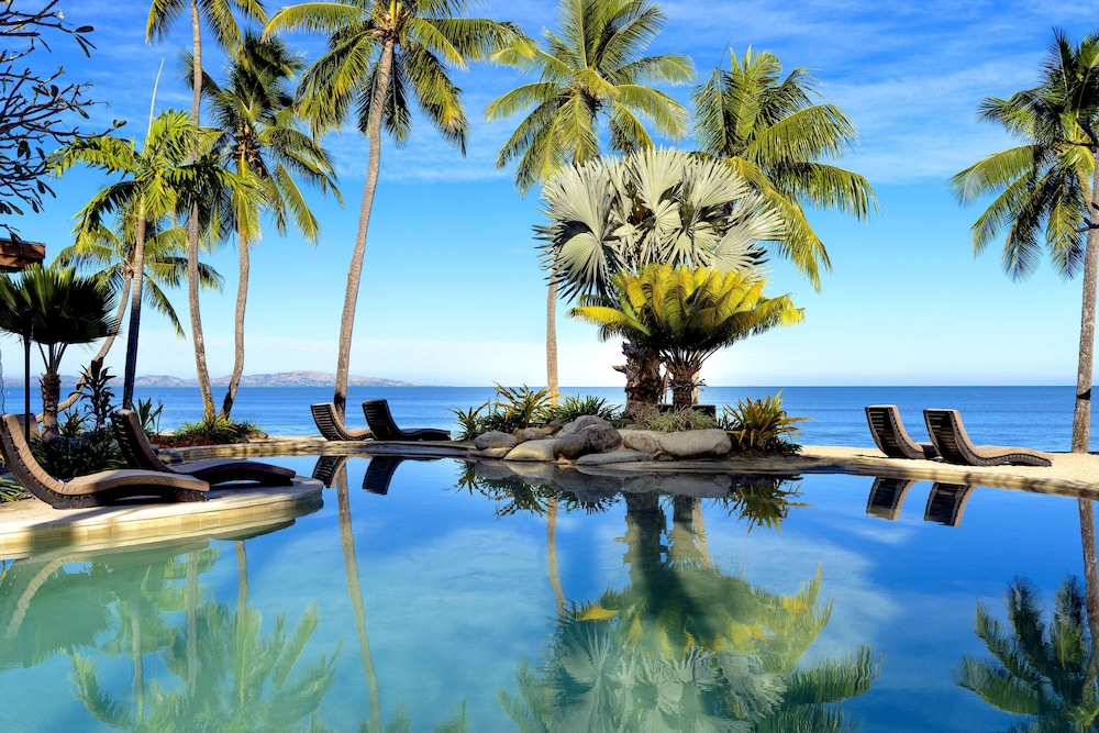 喜來登斐濟度假村