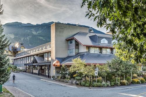 . The Listel Hotel Whistler