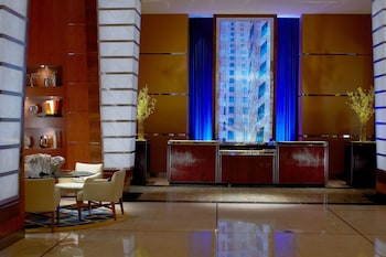 Lobby at Renaissance Dallas Hotel in Dallas