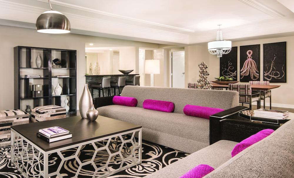 호텔이미지_Living Room