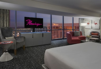 Flamingo Premium Room, 1 King Bed, Non Smoking