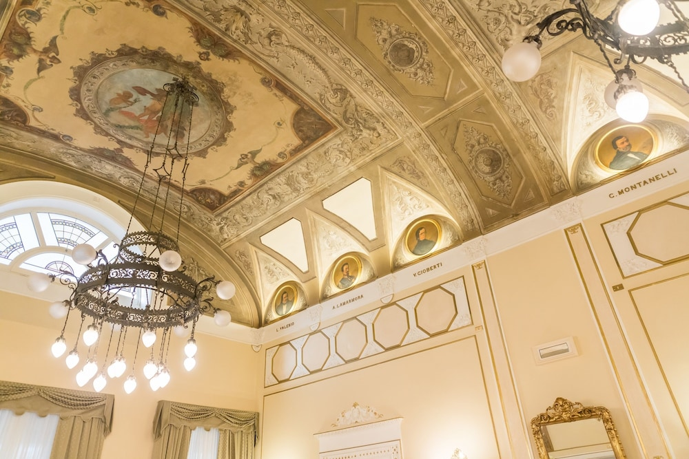 베르니니 팰리스(Bernini Palace) Hotel Image 69 - Interior Detail